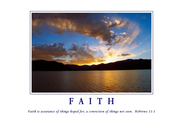 09 - Sunset over Turquoise Lake (Faith)(proportional)