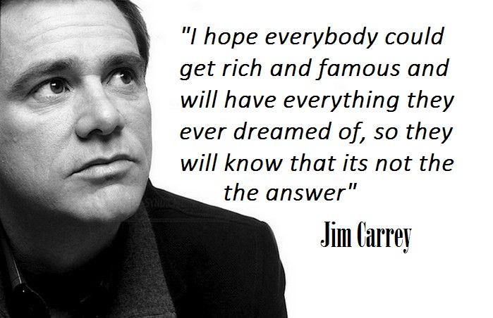 """The World Best Quotes: """"I hope everybody could get rich and famous and will have everything they ..."""